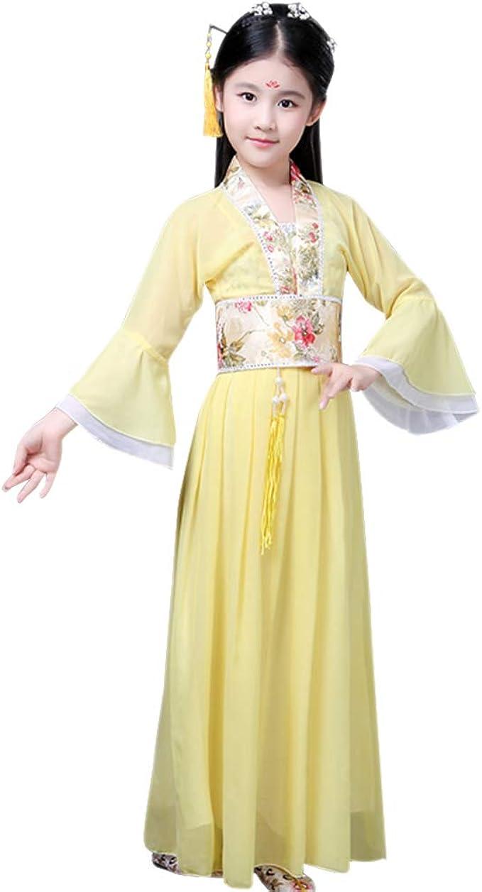 KINDOYO Hanfu Herrlich Kostüme Im Chinesisch Kleide Stil