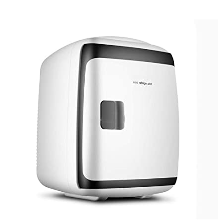 Feifei Mini Nevera Mini refrigerador y Calefactor de 12 voltios ...
