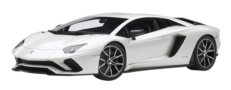 【再入荷!】 AUTOart 1 AUTOart/18 ランボルギーニ アヴェンタドール 完成品 S B07M5BBVNX パールホワイト 完成品 B07M5BBVNX, ef:13242efb --- test.ips.pl