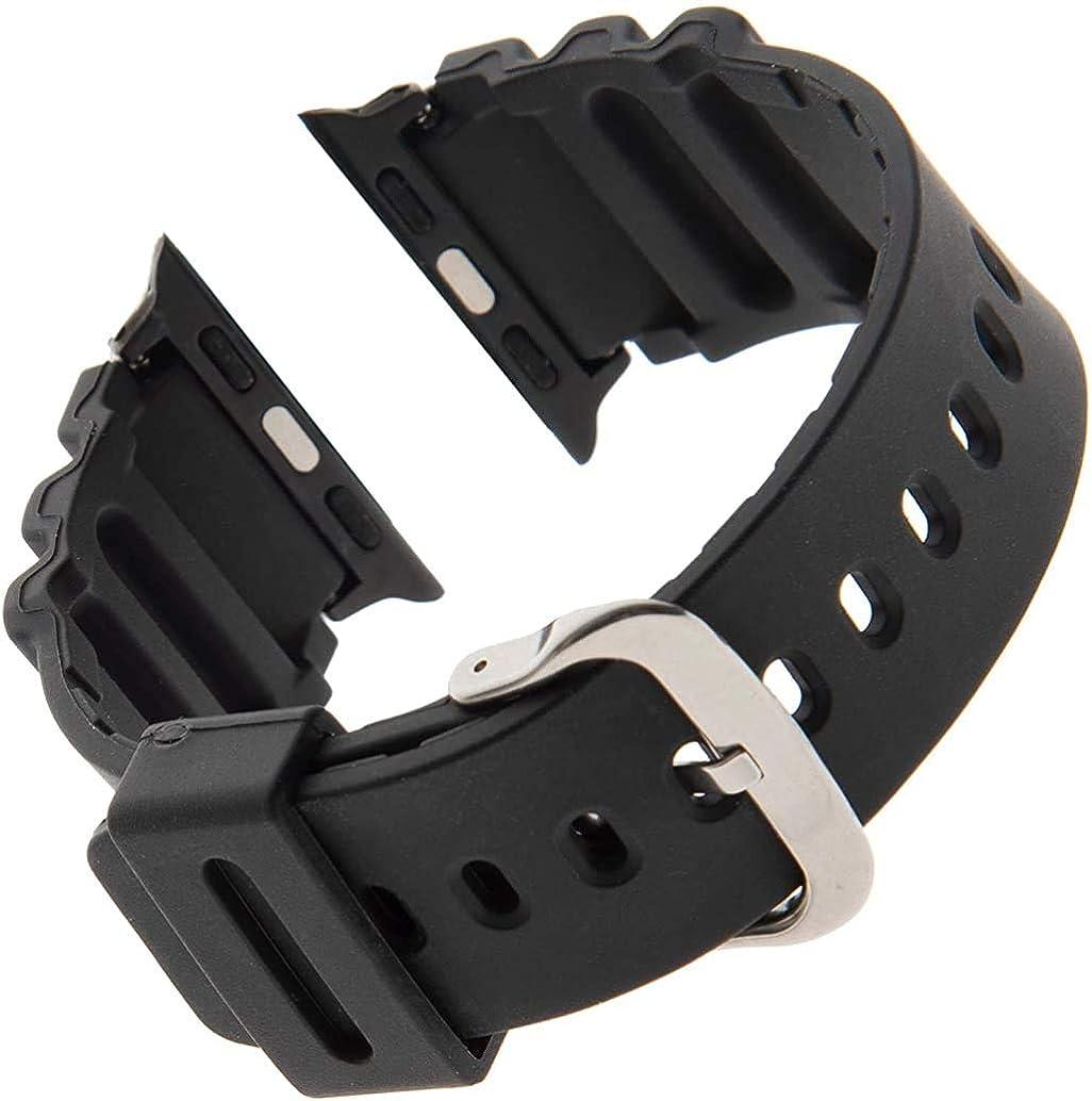 Gilden for Apple 38mm/40mm Long Polyurethane Watch Strap 017275-SMART