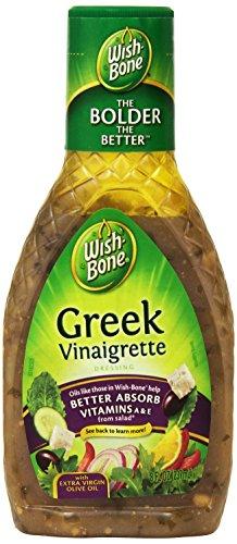 wish-bone-salad-dressing-greek-vinaigrette-8-ounce-pack-of-12