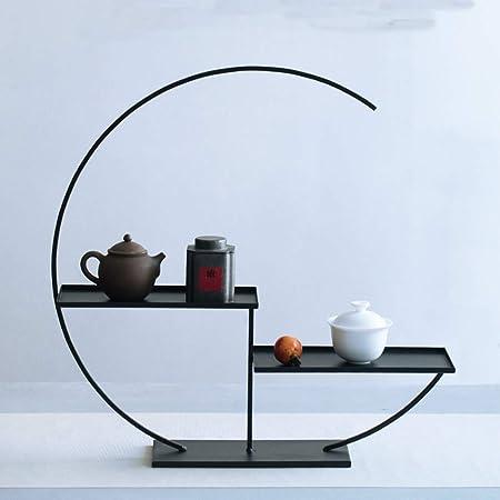 YINUO Cobertizo de té de Hierro Japonés Creativo Pequeño Bo ...