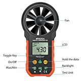 Proster Handheld Anemometer Portable Wind Speed
