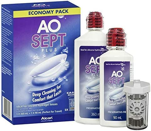 AoSept Plus Economy Max 52% OFF Pack and 90ml Max 62% OFF 360ml