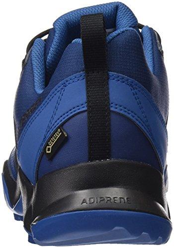 adidas Terrex Ax2R GTX, Scarpe da Escursionismo Uomo, Blu (Azubas/Negbas/Azumis), 44 EU