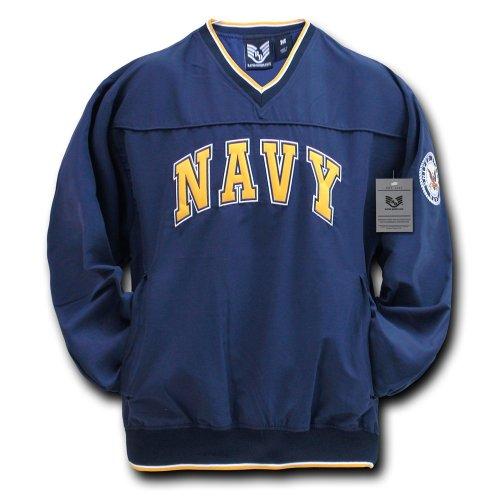 Microfiber Pullover (Rapiddominance Microfiber Pullover, Navy, Large)