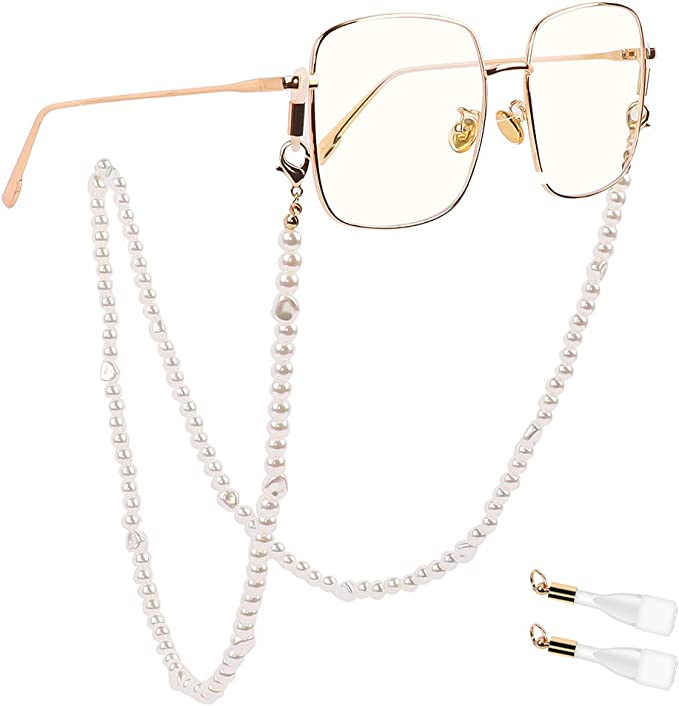 Women's Glasses Chain Earphone Anti-Lost Chain Necklace Bracelet Fashion Chain