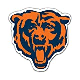 NFL Chicago Bears 12-Inch Vinyl Logo Magnet
