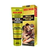 Men's Energy Cream for Sex, Zhengpin Men Penis Ment Cream Penis Becomes Longer And Thicker Penis Enhancement Cream
