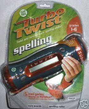 Turbo Twist Leap Frog Spelling. by Leap Frog Int. (Image #1)