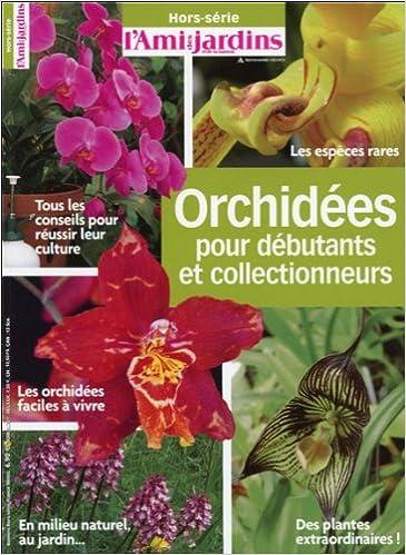 Lire un Orchidées pour débutants et collectionneurs pdf