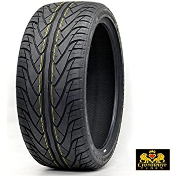 Lionhart LH-Three II All-Season Radial Tire - 245/35ZR20 95W