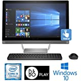 HP Pavilion 24-b229c, Core i5-7400T 12GB, 23.8 Full HD Touch Screen, All-in-One (Refurbished)