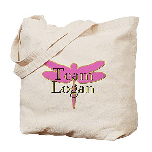 CafePress–Team Logan Gilmore Girls–Borsa di tela naturale, panno borsa per la spesa