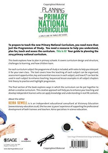 National Curriculum Book