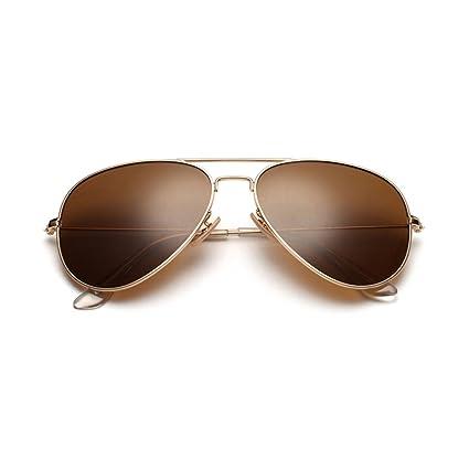 GAOYANG Gafas De Sol con Cristales Polarizados Gafas De Sol ...