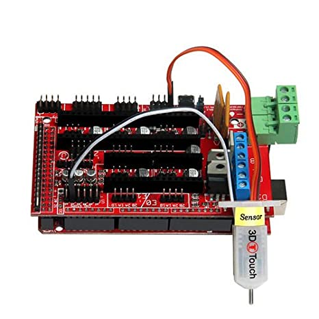 Geeetech - Sensor de nivelación automática 3D Touch para impresora ...