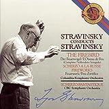 Classical Music : Stravinsky Conducts Stravinsky: Firebird (Complete); Scherzo a la Russe; Fireworks; Scherzo Fantastique