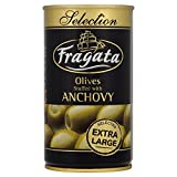 Fragata Anchovy Stuffed Extra Large Olives in Brine (350g)