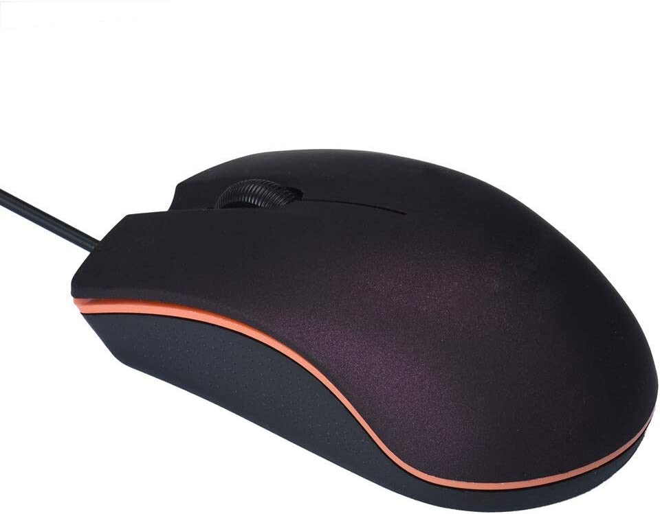 Color : B HAOYUSHANGMAO Wired USB Mouse Office Optical Gaming Mouse Computer Game Mice for PC Laptop Computer Accessories Wired Mouse #A