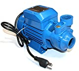 1/2 HP Pump Water Electric Pool Pond Utility Transfer Clear Clean Garden Industrial Centrifugal
