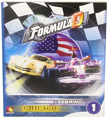 board game formula one - 1