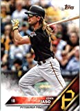 : 2016 Topps Update #US10 John Jaso Pittsburgh Pirates Baseball Card in Protective Screwdown Display Case