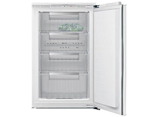 Neff G5624X6 - Congelador (Vertical, Incorporado, Color blanco ...