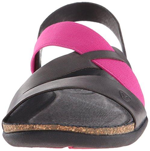 Keen Womens Dauntless Strappy Sandal Magnet