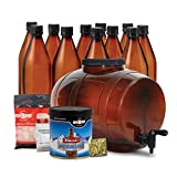 Mr. Beer Premium Edition 2 Gallon Homebrewing Craft Beer Making Kit