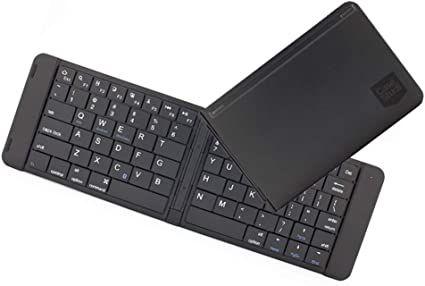 SSCJ Teclado Plegable Bluetooth, Teclado inalámbrico Flexible ...