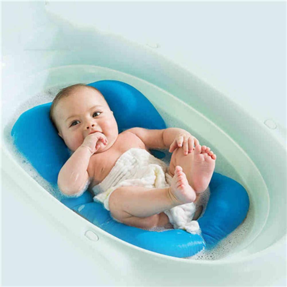 Rutschfeste Baby-Badematte Weich Und Bequem Baby Badewanne Dusche Bett Kamera Prop F/ür Baby