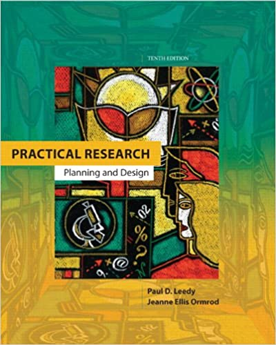Pdf Download Practical Research Planning And Design 10th Edition Full Free Promotions Issued Pdf