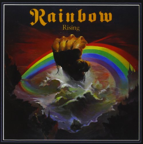 CD : Rainbow - Rising (remastered) (Remastered)