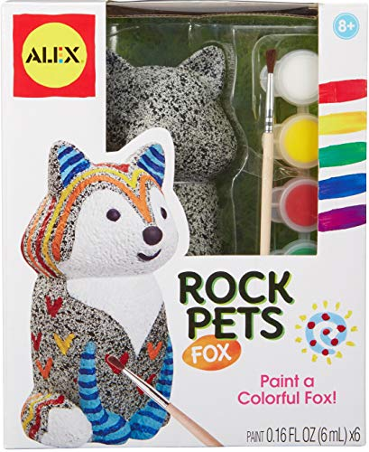 ALEX Toys Craft Rock Pets Fox, Multi