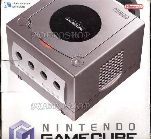Gamecube Silver Console Gamecube Pal Amazoncouk Pc