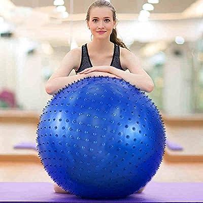 Yoga balle de massage / balle de yoga / balle de yoga épaississement à l'épreuve de l'explosion de la naissance de la balle / gymnastique environnementale Dragon Ball / 8 ensembles / balle d'exercice de m