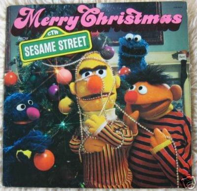 - Merry Christmas From Sesame Street