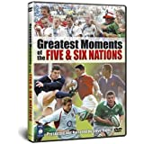 Greatest Moments Of The Five And Six Nations [DVD]
