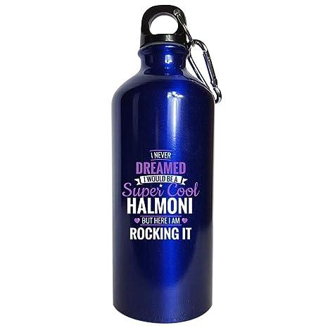 Amazon Com Super Cool Halmoni Grandma In Korean Water Bottle