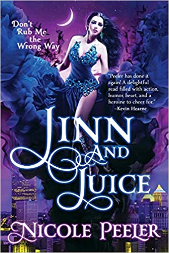 Amazon Fr Jinn And Juice Nicole Peeler Livres