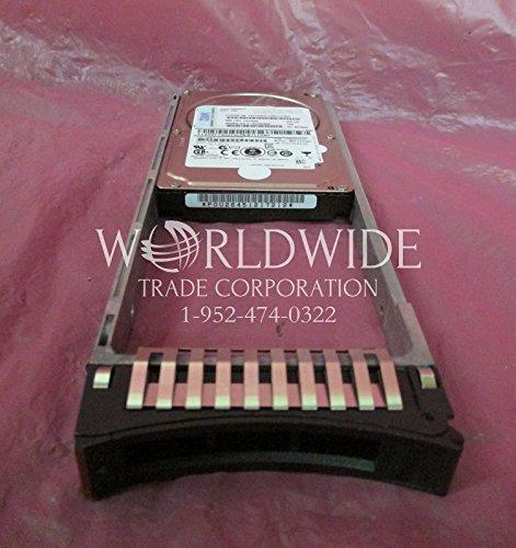 IBM 74Y4898 1956 282GB 10K RPM SAS SFF-2 HDD Disk Drive iSeries w/ Bracket (Ibm Cables Copper)