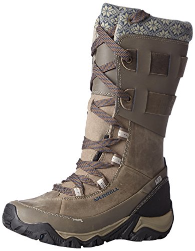 Merrell Polarand Rove Peak Waterproof Winter Boot Boulder cheap sale cheap outlet lowest price buy cheap 2015 outlet buy outlet wide range of RotKkX5jGT