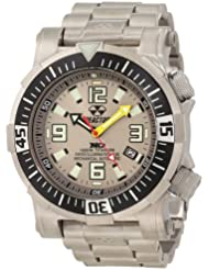 REACTOR Mens 54902 Poseidon Ti Limited 1000M Depth Tested Watch