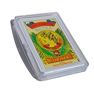 Don Clemente Naipe Extramatizado - Mexican Card Game: Sports & Outdoors