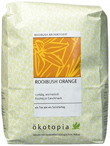 Ökotopia Rooibush Orange, 1er Pack (1 x 500 g)