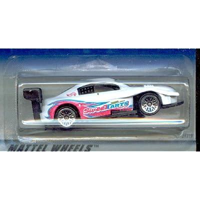 Mattel Hot Wheels 1999 1:64 Scale SWEET TARTS Sugar Rush Series II White Pikes Peak Celica #971- 3 of 4 by Hot Wheels: Toys & Games