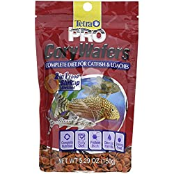 TetraPRO Cory Wafers, Diet for Catfish & Loaches, 5.29-Ounce