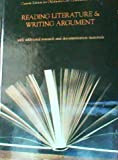 Reading Literature & Writing Argument 9780558688639