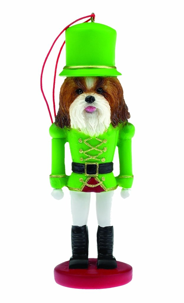 E&S Pets 35358-38 Soldier Dogs Ornament